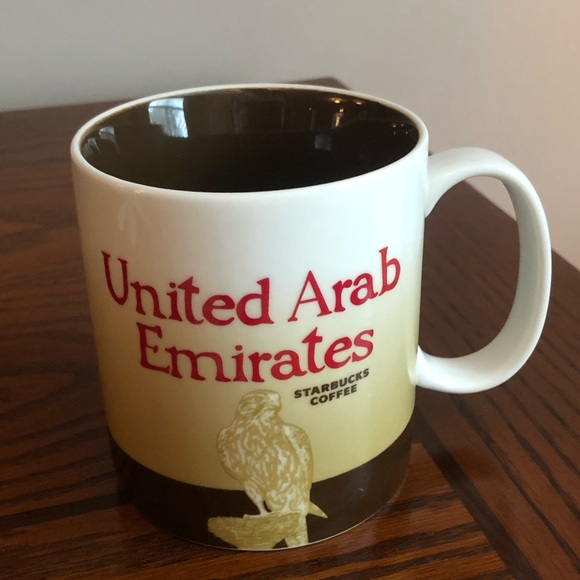 Starbucks Collector Mug United Arab Emiratíes